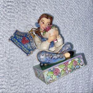 Disney Traditions 'beautiful belle' figurine